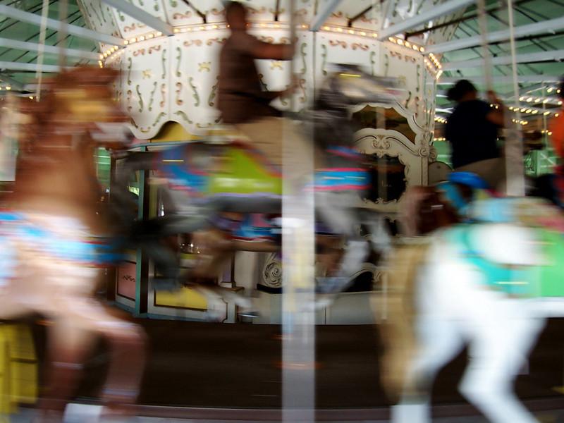 Photos of the Carousel.