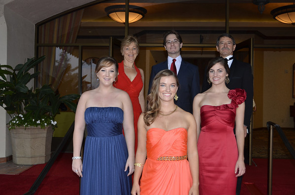 2011 Red Feather Ball by Priscilla