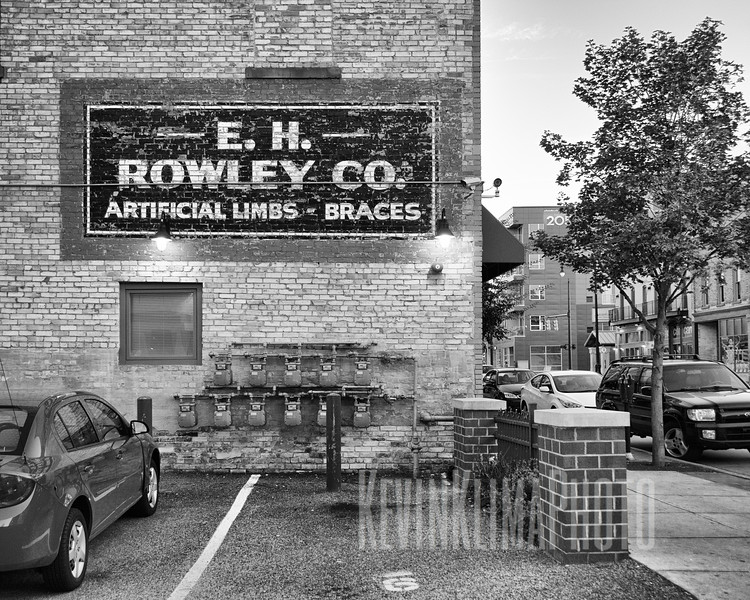 E H ROWLEY PROSTHETICS