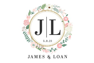 James & Loan (prints)