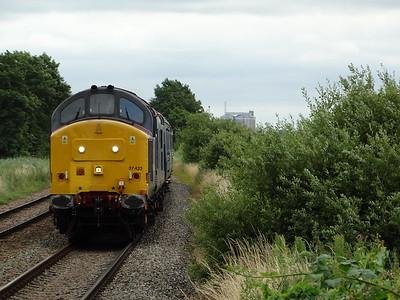 Norfolk Class 37s (16-07-2016)