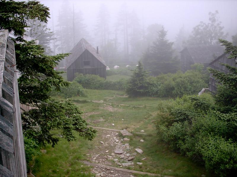 LeConte Lodge - 6400'