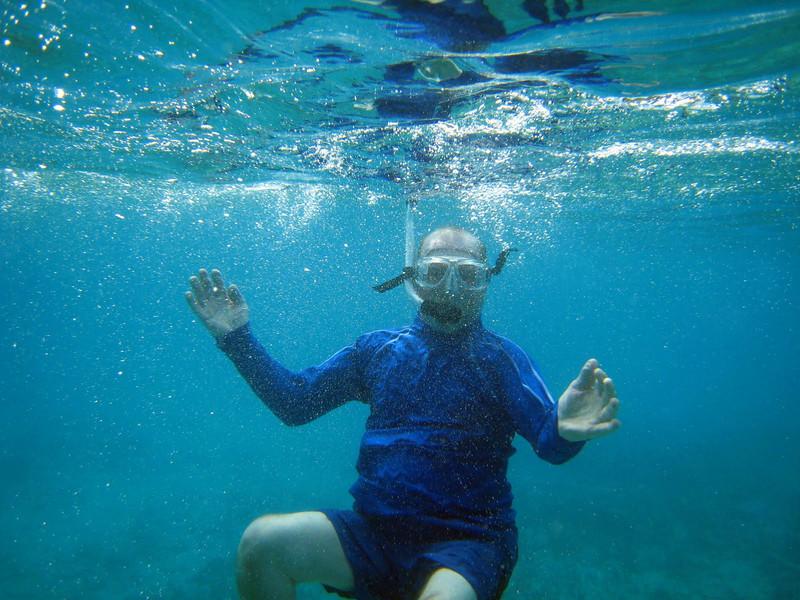 Trunk Bay Beach Snorkeling, St. John, USVI