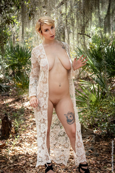 Out in Nature with Lizzie Darling