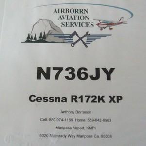 Yosemite Scenic Flight 1 17