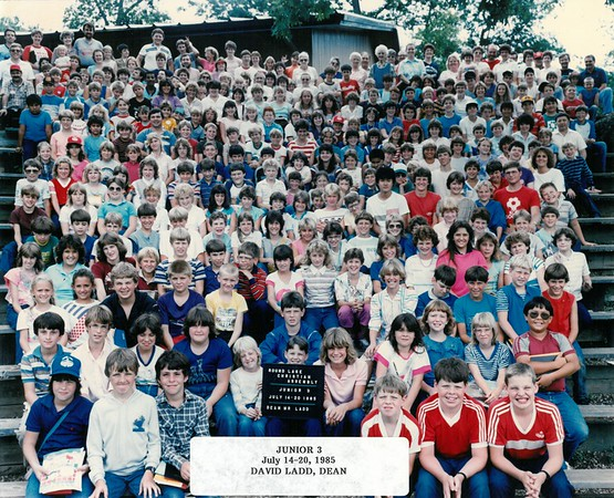 Camp Photos 1985