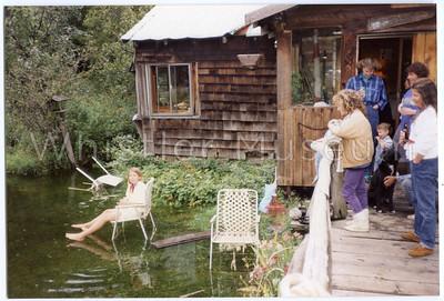 Aug 1991 G - Tokum Corners People, Flood - Tokum Flood