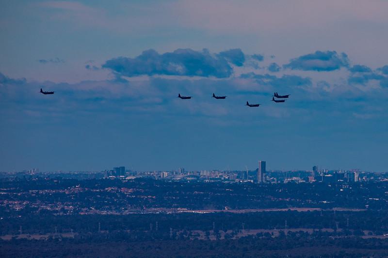 RAAF Richmond 75th