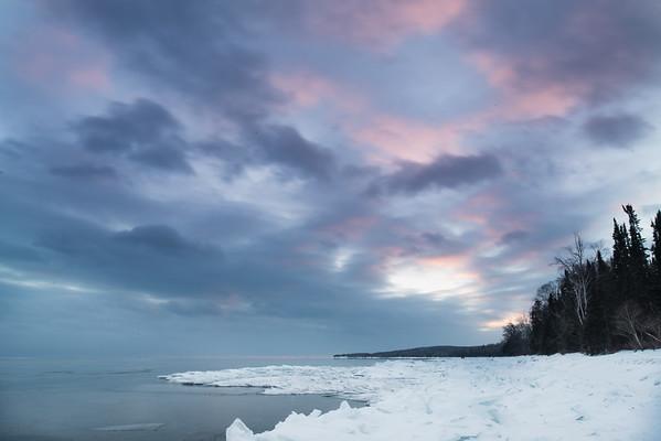 Bryan Hansel Winter Photography class