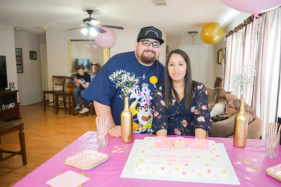 Flor and Hector's Baby Shower