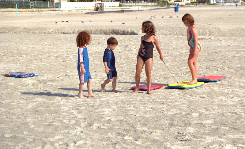 08 Little Boys and Little Girls Playing on the Beach.jpg