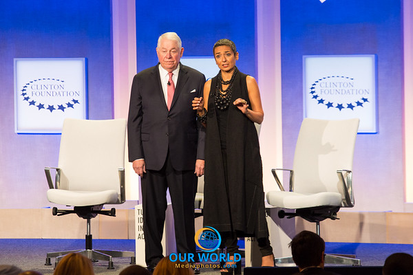 Clinton Global Initiative 2016  (Day 2)