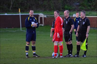AFC Darwen (h) W 4-0