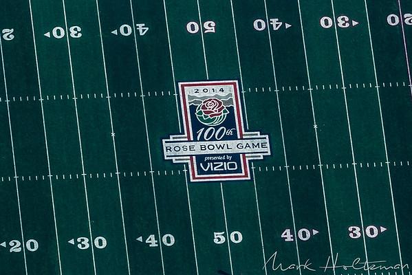 2014 Rose Bowl Game - Michigan State vs Stanford