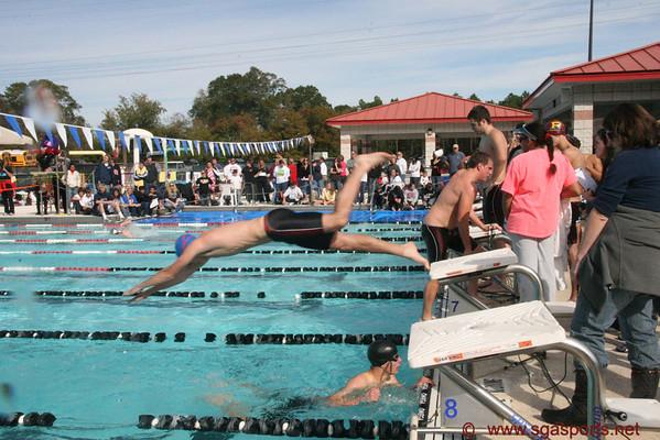 Tift County Swim Meet