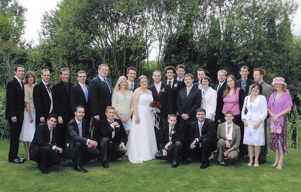 Em and Nick's wedding