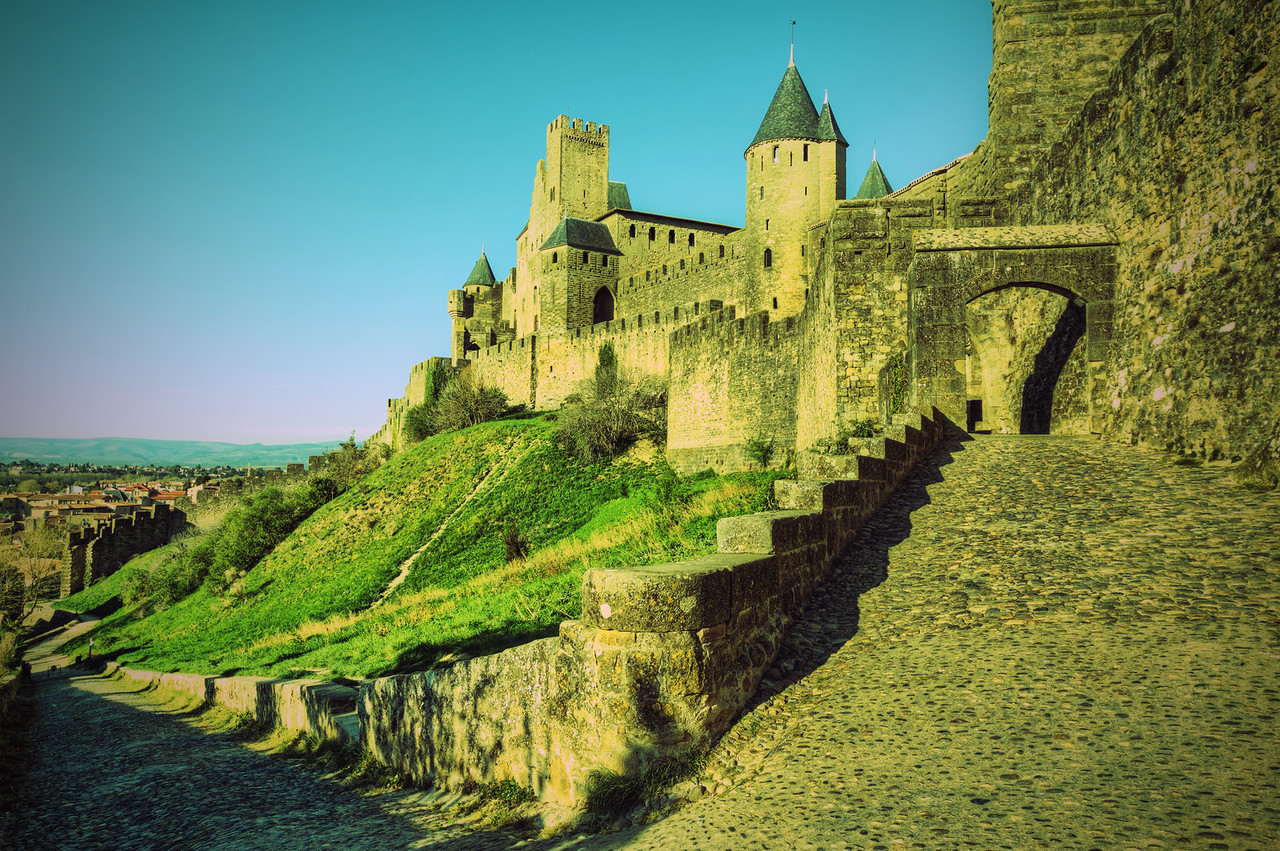Welcome to Carcassonne