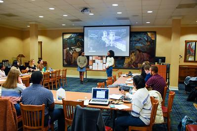 Community-Based Learning Presentations