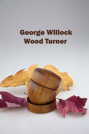 George Willock -- Wood Turner