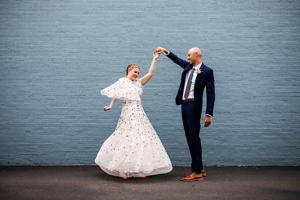 Amanda + Bob: Wedding