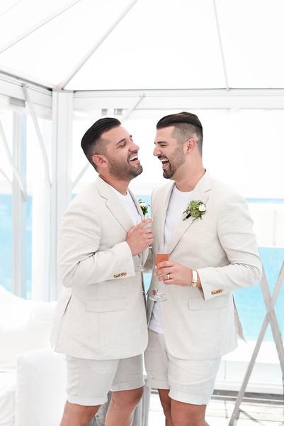 Danny and Naldo's Wedding