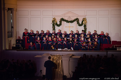 DFUMC Celebration of Emmanuel, 2013