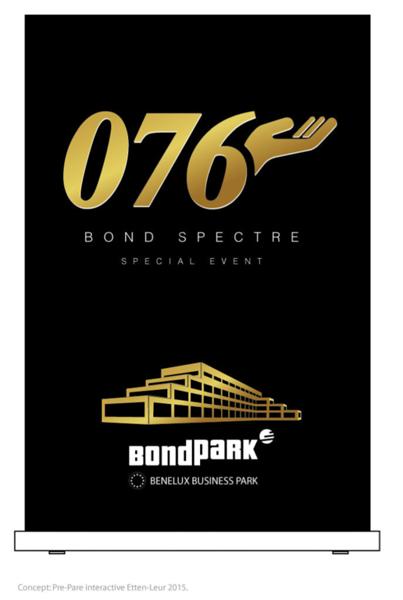BondPark special event & logo/banner design