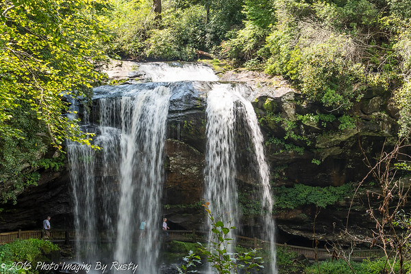 Waterfalls In Local Area - 8-30-15  to  4-1-17