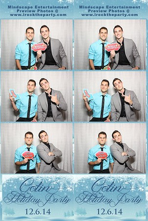 Golin Holiday Party - Photo Booth Pictures