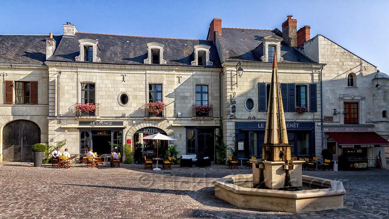 Hostellerie La Croix Blanche