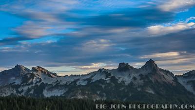 Mount Rainier National Park fall 2015