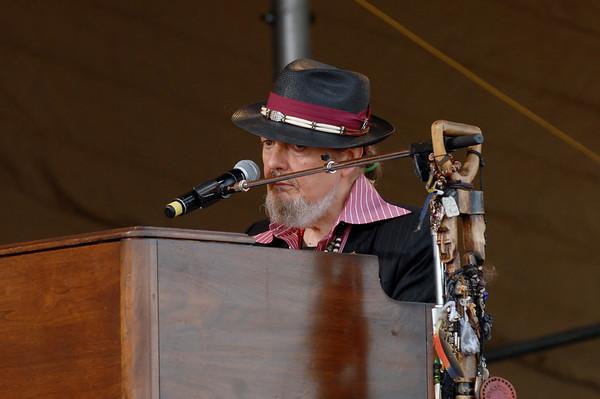 dr. john jazz fest 12