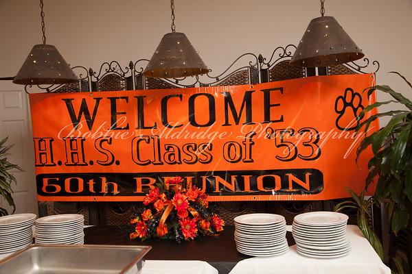 HHS 1953 Class Reunion