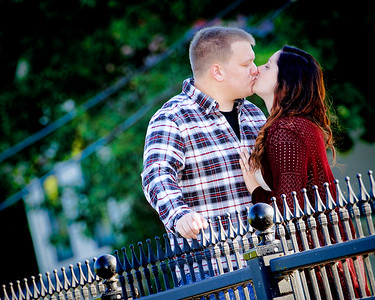 Michaella & Tyler - Engagement Photos