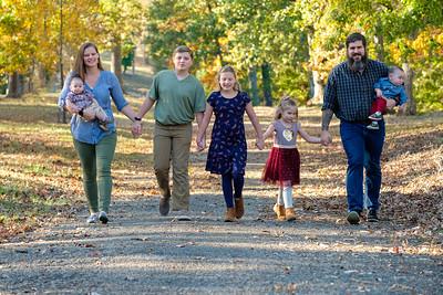 Leach Family 11-2019