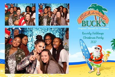 Bahama Bucks Holiday - West Ranch Clubhouse - 12.11.17