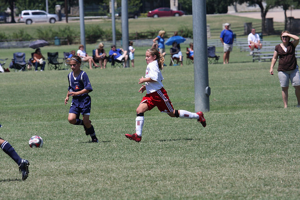 FC Dallas 99 Girls Red South