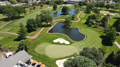 2021-06-14 Golf Outing Ridgemoor Drone Shots