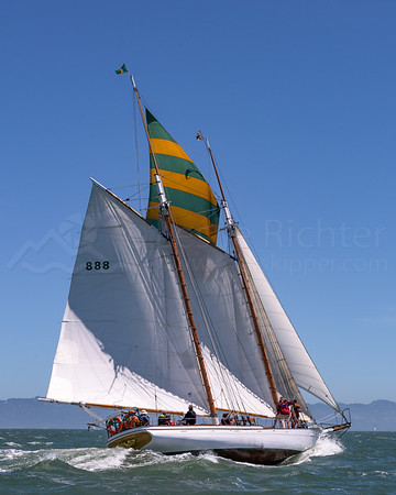 SFYC Great Schooner Race