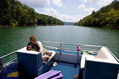 Norris Lake 08012009