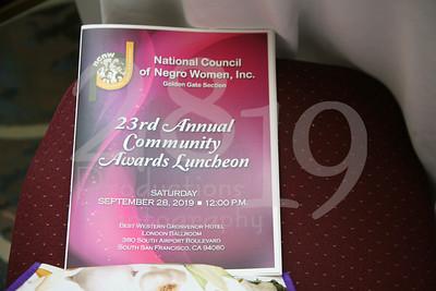 NCBW 23rd ANNUAL COMMUNITY AWARDS 2019