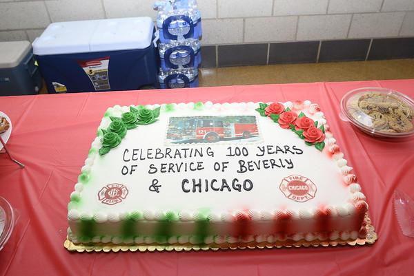 2015-6-7 Engine 121 100th Anniversary