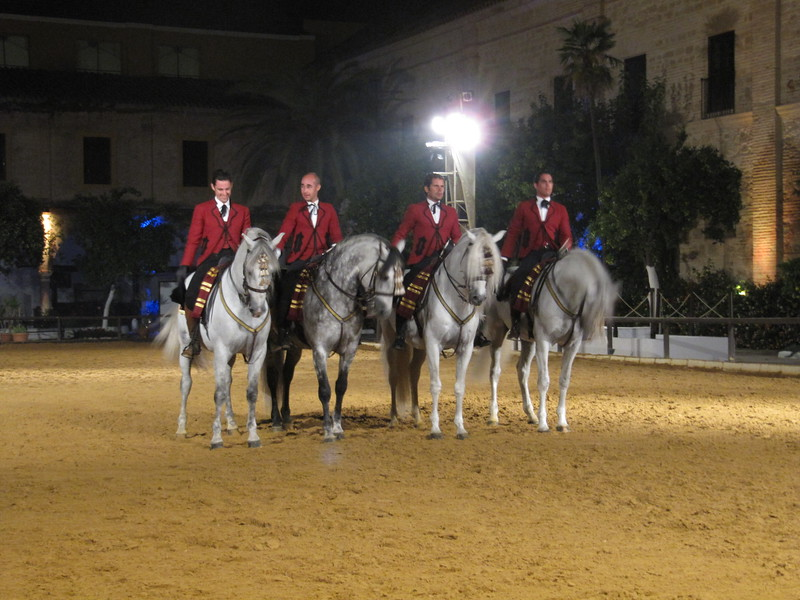 Passion and Spirit of the Andalusian Horse, Royal Stables