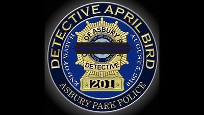 Detective April Eleanor Bird