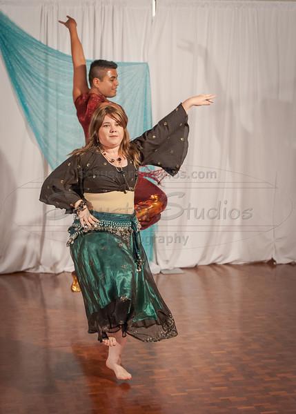 Samir's Origin Dancers