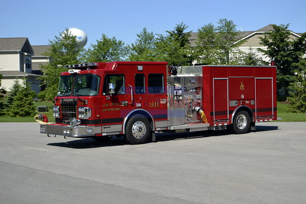 Fox River Countryside Fire Protection District