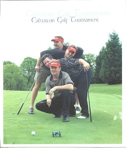 2003 Calverton Golf Tournament