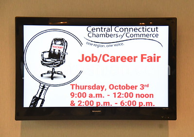 Central Connecticut Chamber of Commerce - Job / Career Fair - October 3, 2019
