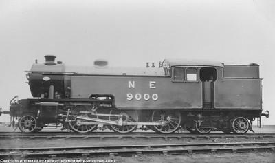 Thompson Tank Engines