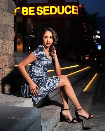Professional Model-Cristina Ramirez Carty